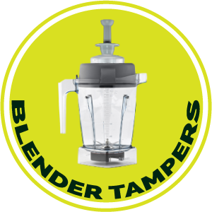Blender Tamper Stick