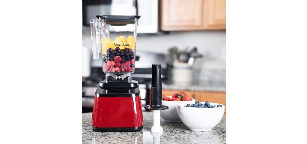 Blender Tamper for Blendtec, Vitamix, Tamperla